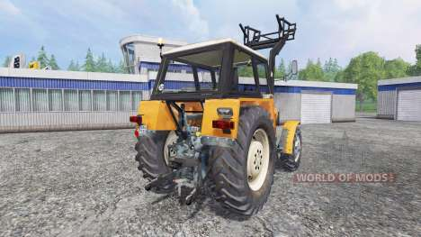 Ursus 1014 [yellow] for Farming Simulator 2015