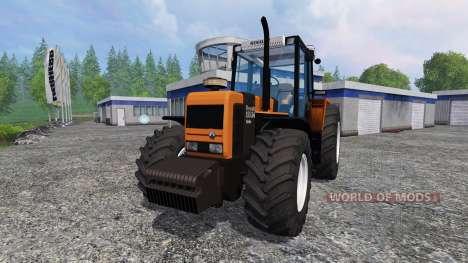 Renault 155.54 v2.5 for Farming Simulator 2015