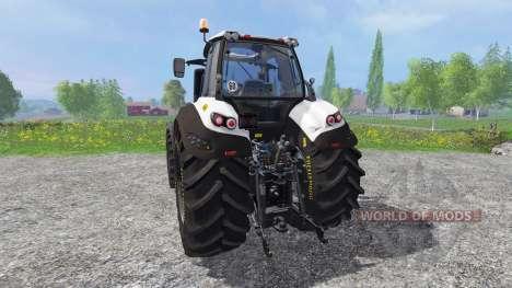 Deutz-Fahr 9340 TTV v2.0 for Farming Simulator 2015