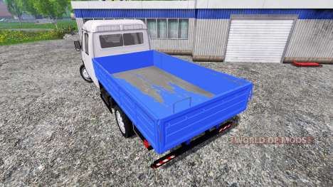 GAZ-331043 Valday for Farming Simulator 2015