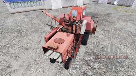 SK-6 Kolos v1.1 for Farming Simulator 2015