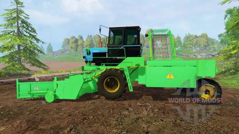 SPS-4.2 And v3.31 for Farming Simulator 2015