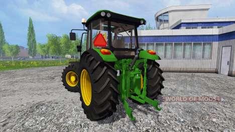 John Deere 5085M [washable] for Farming Simulator 2015