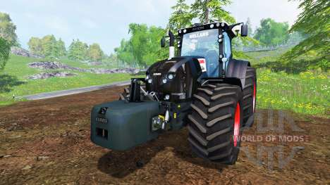 CLAAS Axion 850 [Black Edition] for Farming Simulator 2015