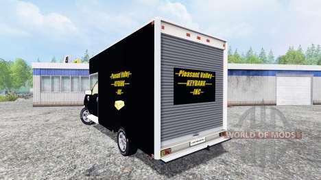 Ford F-250 [PV Rivers Goldtransporter] for Farming Simulator 2015