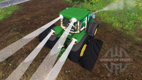 John Deere 8420 for Farming Simulator 2015