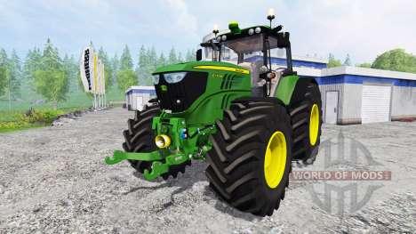 John Deere 6175M for Farming Simulator 2015
