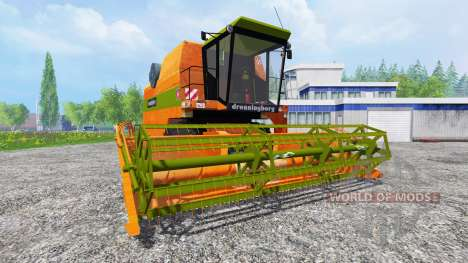 Dronningborg D7500 v2.2 for Farming Simulator 2015