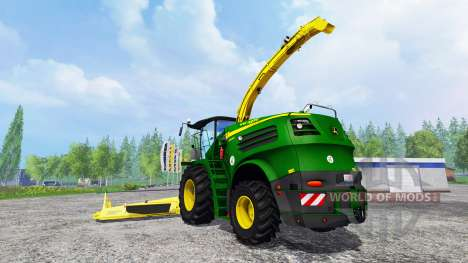 John Deere 8600i for Farming Simulator 2015
