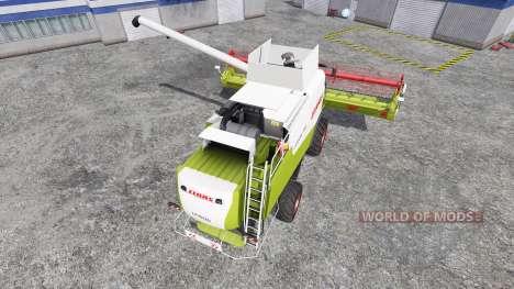 CLAAS Lexion 580 v1.6 for Farming Simulator 2015
