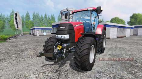 Case IH Puma CVX 160 for Farming Simulator 2015