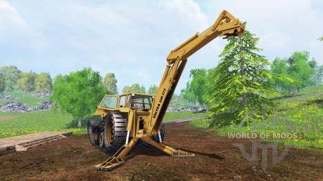 Valmet 1110 for Farming Simulator 2015