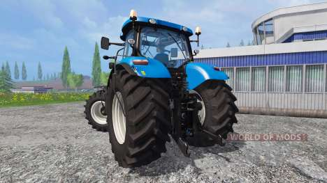 New Holland T7.310 BluePower for Farming Simulator 2015
