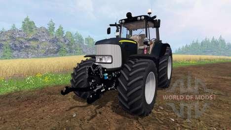 John Deere 7530 Premium [black] v1.1 for Farming Simulator 2015
