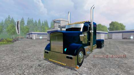 Peterbilt 379 for Farming Simulator 2015