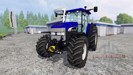 New Holland TM 190 [blue power] for Farming Simulator 2015