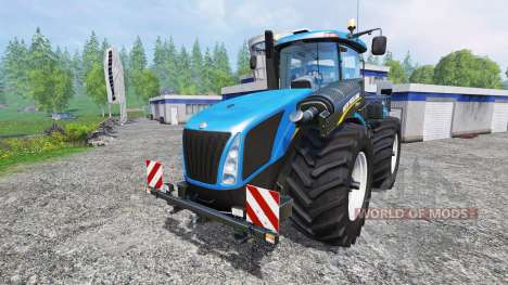New Holland T9.560 [real engine] for Farming Simulator 2015