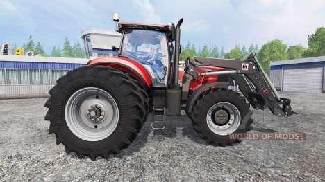 Case IH Puma CVX 165 FL v1.5 for Farming Simulator 2015