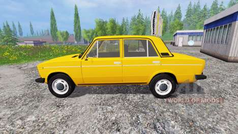 VAZ-2106 for Farming Simulator 2015