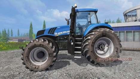 New Holland T8.320 [washable] for Farming Simulator 2015