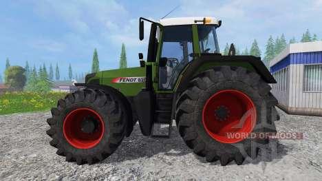 Fendt 820 Vario for Farming Simulator 2015