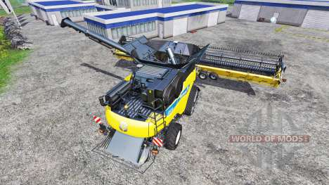 New Holland CR10.90 [real engine] for Farming Simulator 2015