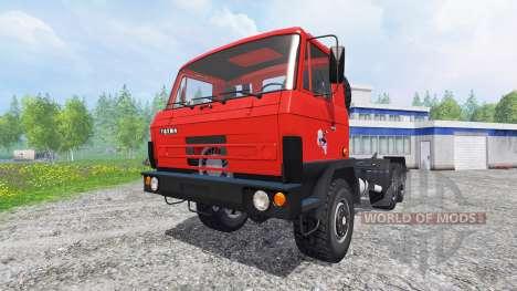 Tatra 815 [agro] for Farming Simulator 2015