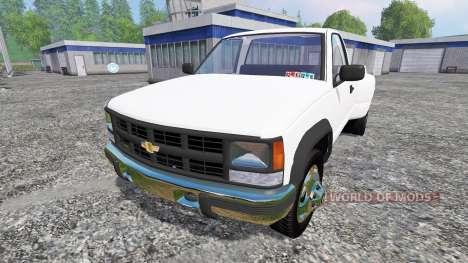 Chevrolet K3500 1994 for Farming Simulator 2015