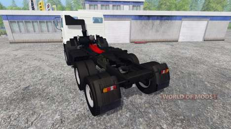 KamAZ-65116 for Farming Simulator 2015