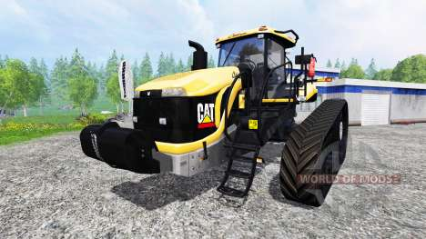 Caterpillar Challenger MT865B [Row Trac] v2.0 for Farming Simulator 2015
