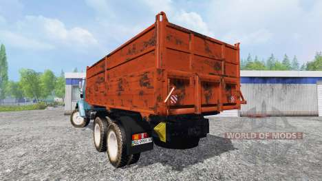 ZIL-MMZ-4516 v2.0 for Farming Simulator 2015