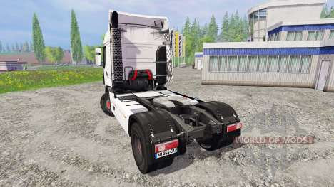 Renault Premium 460 v2.0 for Farming Simulator 2015
