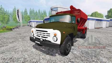 ZIL-130 ZSK-100 for Farming Simulator 2015