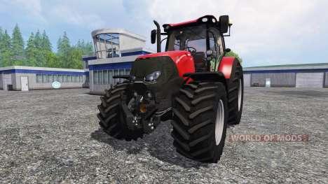 Case IH Optum CVX 300 v1.2 for Farming Simulator 2015
