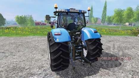 New Holland T7.240 for Farming Simulator 2015