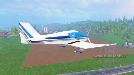 Robin DR-400 for Farming Simulator 2015