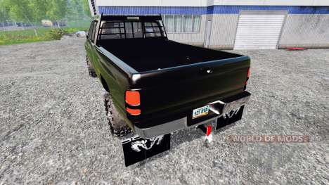Dodge Ram 2500 for Farming Simulator 2015