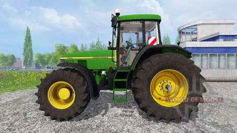 John Deere 7810 [washable] v2.0 for Farming Simulator 2015