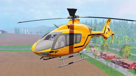 Eurocopter EC145 MedEvac for Farming Simulator 2015