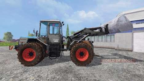 Skoda ST 180 for Farming Simulator 2015
