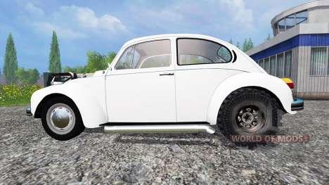 Volkswagen Beetle 1973 [dragster] for Farming Simulator 2015
