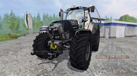 Deutz-Fahr Agrotron 7250 Warrior v4.1 for Farming Simulator 2015