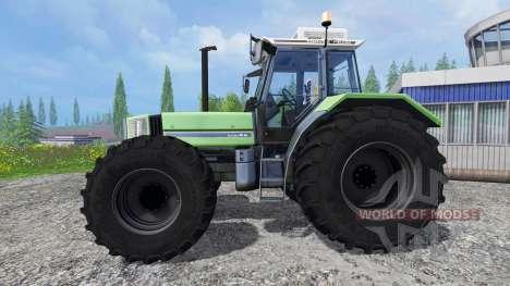 Deutz-Fahr AgroStar 6.81 v1.2 for Farming Simulator 2015