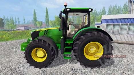 John Deere 7270R for Farming Simulator 2015