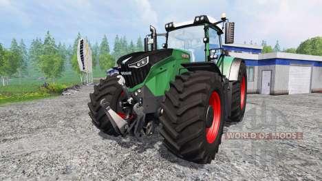 Fendt 1050 Vario v3.71 for Farming Simulator 2015