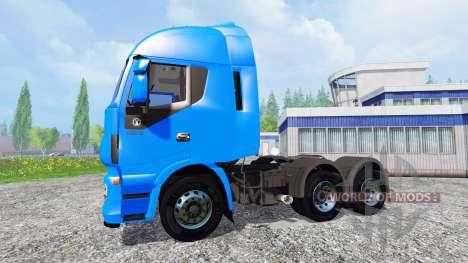Iveco Stralis Hi-Way v1.5 for Farming Simulator 2015