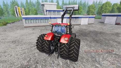 Case IH Puma CVX 240 FL v1.5 for Farming Simulator 2015