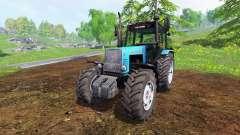 MTZ-1221 Belarus SAREx