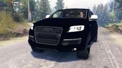 Audi Q7 v2.0 for Spin Tires