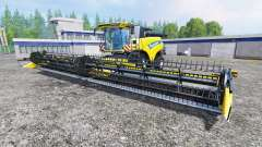 New Holland CR10.90 [real engine]
